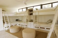 Secrets of Segreto - Segreto Secrets Blog - Bunk Beds: Space Saving Sleeping Solutions for the Young and the Young at Heart