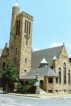 2nd Presbyterian Church, Chattanooga, TN