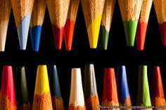 Painting Pencils by Marc Garrido on 500px