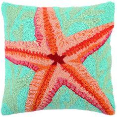 Phi Seaweed Starfish Hook Pillow #laylagrayce #destinationinspiration #hawaii