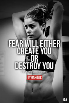 Use fear to create a
