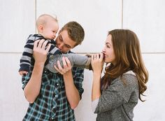 Gorgeous family session
