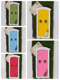 Our gardens products on pinterest miniature fairy for Outdoor fairy doors australia