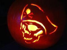 Pirate pumpkin | Flickr - Photo Sharing!