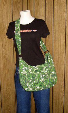 Paisley Dee Ring Bag