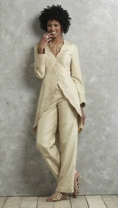 Galina Pant Suit from ASHRO