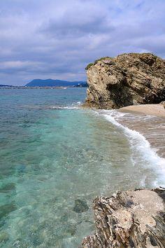 Shores of Toulon, France