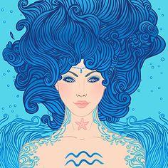 Am Aquarius On Pinterest  Zodiac And