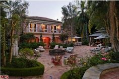 Christina Aguilera has reportedly purchased this 11,000 square-foot, $10 million mansion in Beverly Hills