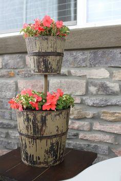brown paper packages: {10 fabulous planter ideas}
