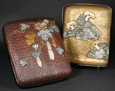 Box [Bako], Ogata Korin, Japan, 1658-1716