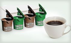 Groupon - Two or Four EkoBrew Refillable Coffee Pods (Up to 42% Off). Free Shipping and Free Returns. in Online Deal. Groupon deal price: $25.00