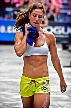 Crossfit inspiration Andrea Ager