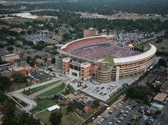 University of Alabama Football Stadium