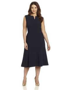 Pendleton Women's Travel Tricotine All Day Dress