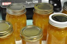 Honey lemon Apple Jam