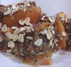 peach cobbler, cobbler recip, healthi peach