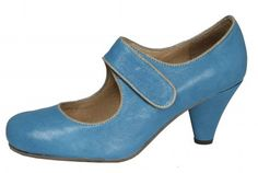 baby blue dancing shoes
