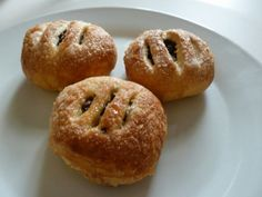 Eccles cake recipe (sort of): Vegan MoFo ~ Flicking the Vs