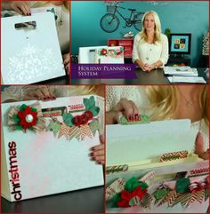 Holiday Planning System from DCWVDeals.com as shown on mycraftchannel.com