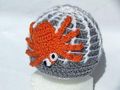 Baby's First Halloween #crochet