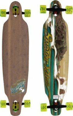 "Sector 9 Punta Lobos Bamboo 41"" Drop Through Complete Longboard (Closeout) by Sector 9. $182.95. Built up for gnarly downhill action, The Punta Lobos Bamboo from Sector 9 has the fast and forgiving ride that you crave. Featuring 5 ply bamboo construction, drop-through mounted trucks for lower center of gravity and stability, combined with a solid 31.5"" wheelbase - the Punta Lobos Bamboo is perfect for powering into those sharp corners while maintaining control."