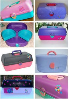 "If we had YouTube when I was a teen there would definitely be ""What's in my Caboodle?"" Videos. :)"