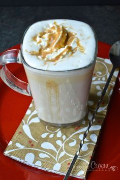 Hot Coconut White Chocolate by My Invisible Crown