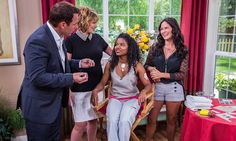 Home & Family - Tips & Products - Tanya Memme's DIY Foil Tattoo   Hallmark Channel