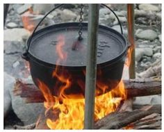 Dutch Ovens: 5 steps to better camp cooking