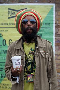 Rebel MC aka Congo Natty. One of my favorite lyricist.