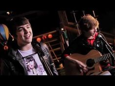 The Wanted - Glad You Came (Cover) by Hollywood Ending (Dan, Tyler, and Cameron)