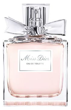 Every now & then I go back to this classic, still works for me. When I first bought it, I wore it everyday!  Dior 'Miss Dior' Eau de Toilette Spray available at #Nordstrom