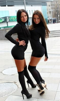 Tight Dresses 5 Skin tight dresses never looked so happy (47 Photos)