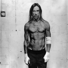 I saw Iggy Pop at the ROAR Festival in 1997 at Westfair in CB.