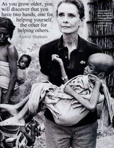 Audrey Hepburn #Quote