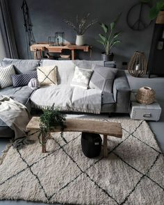 30+ unique rustic living room decor and design ideas – Page 28 – Chic Cuties Blog