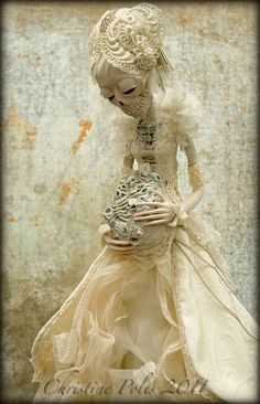 Christine Polis Amazing Doll