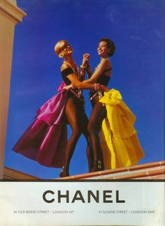 (Almost) Vintage Inspiration: The Chanel Edition