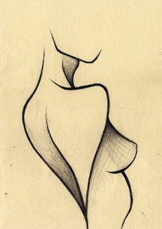 Such a simple, elegant drawing