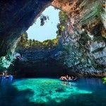 Daily Escape – Melissani Cave Lake, Greece