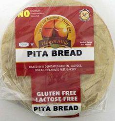 Heaven Mills Gluten-Free Pita Bread