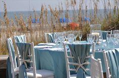 Wedding at the Dunes House, Palmetto Dunes, Hilton Head Island
