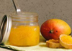 Recipe for Mango Jam from Guatemala