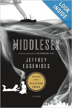Middlesex...not what I expected but had to finish.