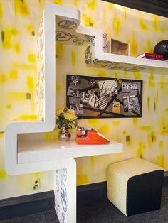 Modern | Kids' Rooms | Dahlia Mahmood : Designers' Portfolio : HGTV - Home & Garden Television