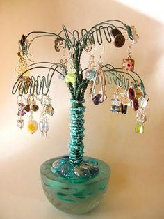earring/jewelry holder