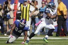 Seahawks get new life?  Beat Giants!