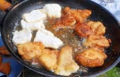 Pan-Fried Walleye (Recipe) - This walleye recipe is excellent.