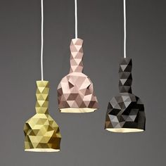 Faceture Light Shades by Phil Cuttance
